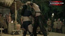4. Krystal Vee Hot Scene – The Scorpion King 3: Battle For Redemption