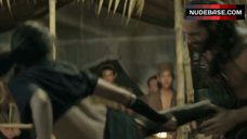 5. Krystal Vee Hot Scene – The Scorpion King 3: Battle For Redemption