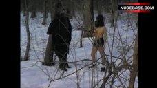 10. Jacqueline Lovell Topless Scene – Hideous!