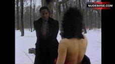 2. Jacqueline Lovell Topless Scene – Hideous!