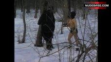9. Jacqueline Lovell Topless Scene – Hideous!