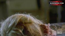 1. Gina Carano Hot Scene – Almost Human