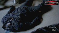 2. Gina Carano Hot Scene – Almost Human