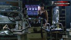 8. Gina Carano Hot Scene – Almost Human