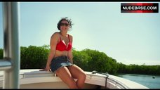 Gina Carano Bikini Scenes – In The Blood