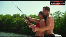 3. Gina Carano Bikini Scenes – In The Blood