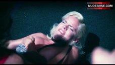 7. Gina Carano Upskirt – In The Blood