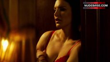 Gina Carano Underwear Scene – Extraction