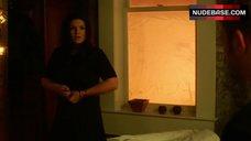 7. Gina Carano Underwear Scene – Extraction