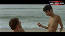 Omahyra Naked in Nudest Beach – Les Derniers Jours Du Monde