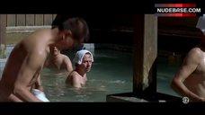 1. Omahyra Shows Tits and Bush – Les Derniers Jours Du Monde