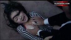 1. Megumi Kagurazaka Boobs Scene – Cold Fish