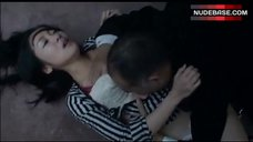 4. Megumi Kagurazaka Boobs Scene – Cold Fish