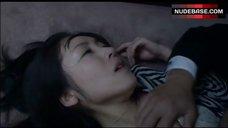 9. Megumi Kagurazaka Boobs Scene – Cold Fish