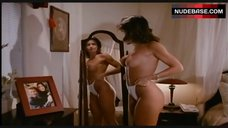 3. Landon Hall Topless in Thong – Hotel Exotica