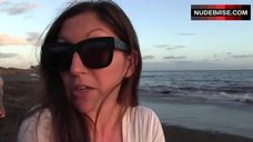 6. Irina Shayk Photo Session in Bikini – Sports Illustrated: Behind The Tanlines - Kauai