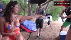 8. Irina Shayk Photo Session in Bikini – Sports Illustrated: Behind The Tanlines - Kauai