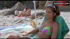 Tamara Mello Hot in Bikini – She'S All That