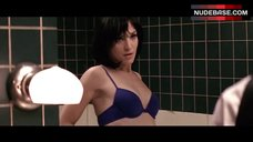 Naama Kates Sexy in Lingerie – From The Head
