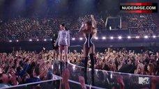 6. Jessie J Upskirt – Mtv Video Music Awards