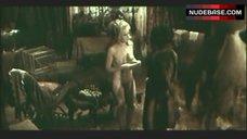 Carroll Baker Full Frontal Nude – Baba Yaga