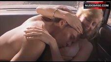 Liv Lindeland Shows Tits in Car – Dirty O'Neil