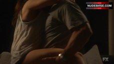 Pamela Adlon Sexy Scene – Better Things
