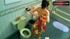 10. Veronica Yip Toilet Scene – Retribution Sight Unseen