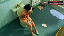 7. Veronica Yip Toilet Scene – Retribution Sight Unseen