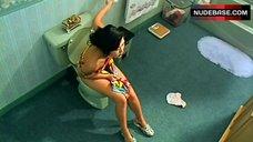 8. Veronica Yip Toilet Scene – Retribution Sight Unseen