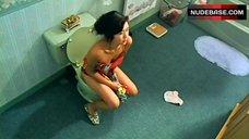 9. Veronica Yip Toilet Scene – Retribution Sight Unseen