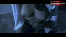 Brigitte Bako Bare Tits and Pussy – Strange Days