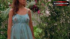 Brigitte Bako Hot in See-Though Dress – G-Spot