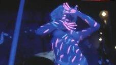 Monique Parent Topless Striptease – Dragon Fire