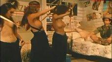 Monique Parent Topless Scene – ...And God Spoke