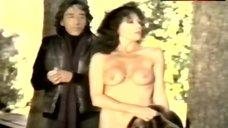 Isela Vega Full Naked in Garden – El Macho Bionico