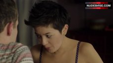 4. Sophie Wu Sexy in Lingerie – The Fades