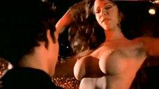 Lorissa Mccomas Topless Pole Dance – Hard As Nails