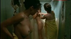 Lorissa Mccomas Nude after Shower – Slaughter Studios