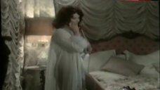 4. Femi Benussi Flashes Her Pussy – La Novizia