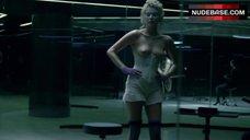 Jackie Moore Exposed Breasts – Westworld