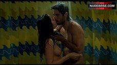 3. Ana De Armas Shower Sex – Sex, Parties And Lies