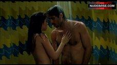 4. Ana De Armas Shower Sex – Sex, Parties And Lies