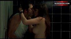 3. Ana De Armas Sex in Shower Room – Sex, Parties And Lies