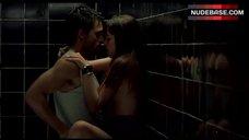 6. Ana De Armas Sex in Shower Room – Sex, Parties And Lies