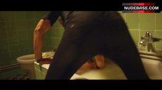 2. Ana De Armas Flashes Nude Boobs – Por Un Punado De Besos