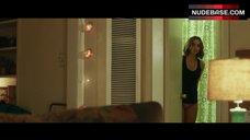 1. Ana De Armas Hot in Underwear – War Dogs