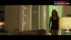 2. Ana De Armas Hot in Underwear – War Dogs