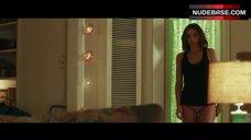 3. Ana De Armas Hot in Underwear – War Dogs
