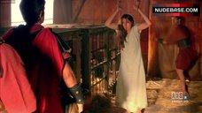 1. Ana De Armas in Wet See-through Dress  – Hispania, La Leyenda